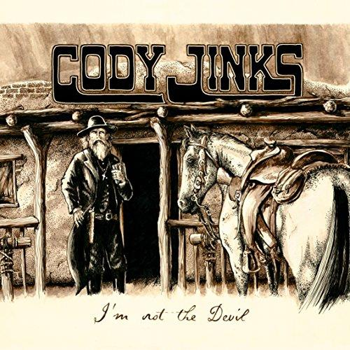 CJM0051 Cody Jinks Music  Cody Jinks I'm not the Devil (LP)