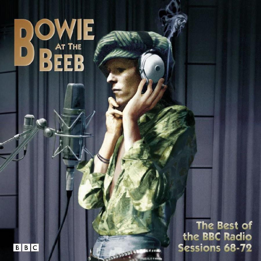 2564609528 Parlophone 0825646095285 David Bowie At the Beeb (4LP)