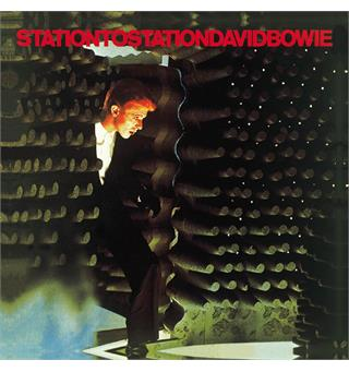 David Bowie Station To Station (LP)