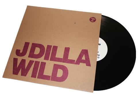 "SNHO2154 Stones Throw  J Dilla Wild (12"")"