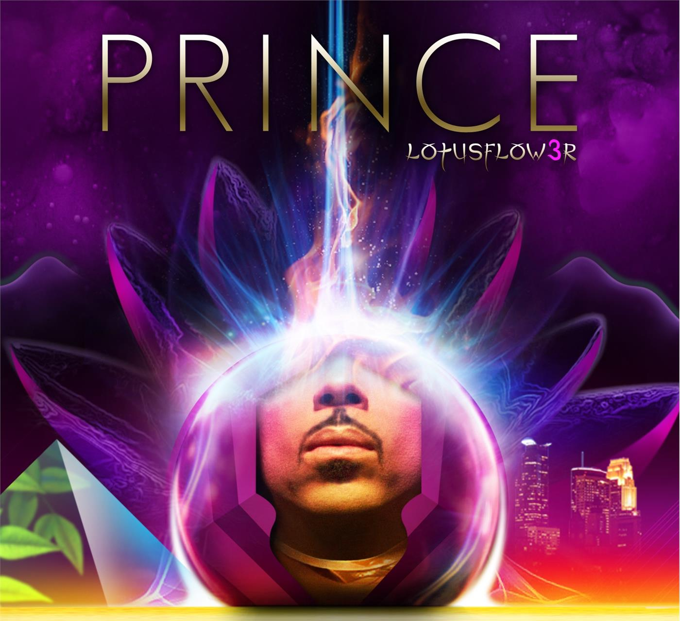 BEMU5156727 Because  Prince Lotusflower / MPLsound - 2017  (2LP)