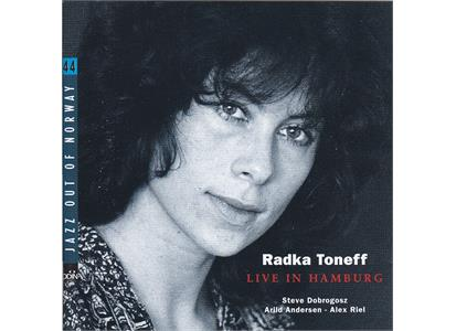 ODINLP9552 Odin  Radka Toneff Live in Hamburg (2LP)