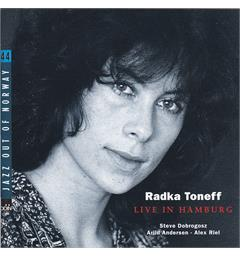 Radka Toneff Live in Hamburg (2LP)