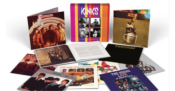 Kinks The Mono Collection 10lp Bigdipper