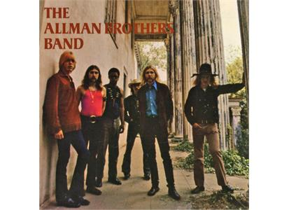4781319 Universal  Allman Brothers Band The Allman Brothers Band (2LP)