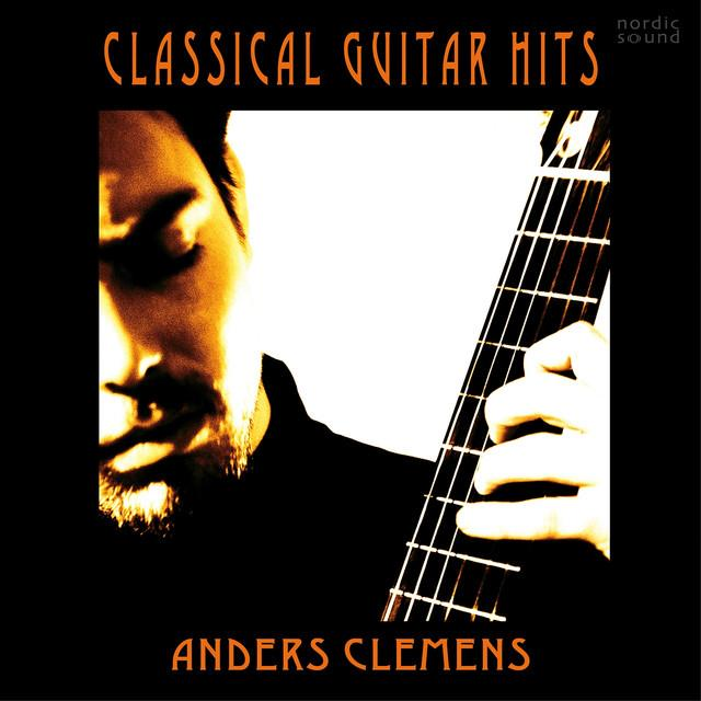 NOS1984 Nordic  Anders Clemens Classical Guitar Hits (LP)