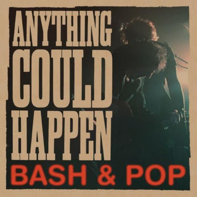 FP1582-1 Fat Possum  Bash & Pop Anything Could Happen (LP)