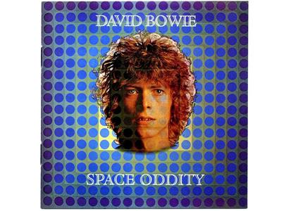 2564628739 Parlophone  David Bowie Space Oddity (LP)