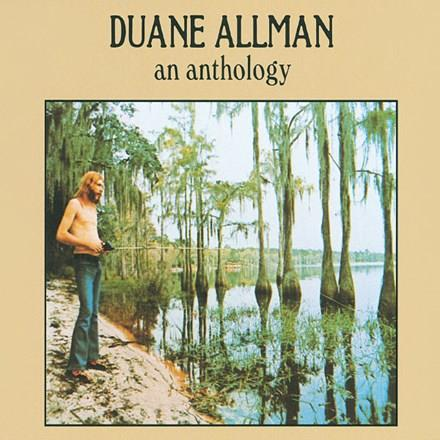 MRYB002503301 Mercury  Duane Allman An Anthology (2LP)