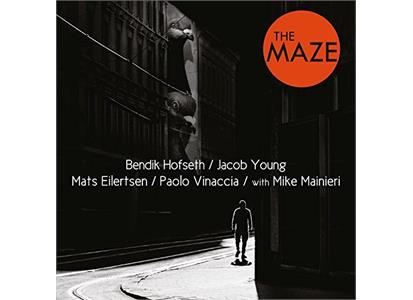 VOL1 Oslo Session Recordings  Hofseth/Young/Eilertsen/Vinaccia The Maze (LP)