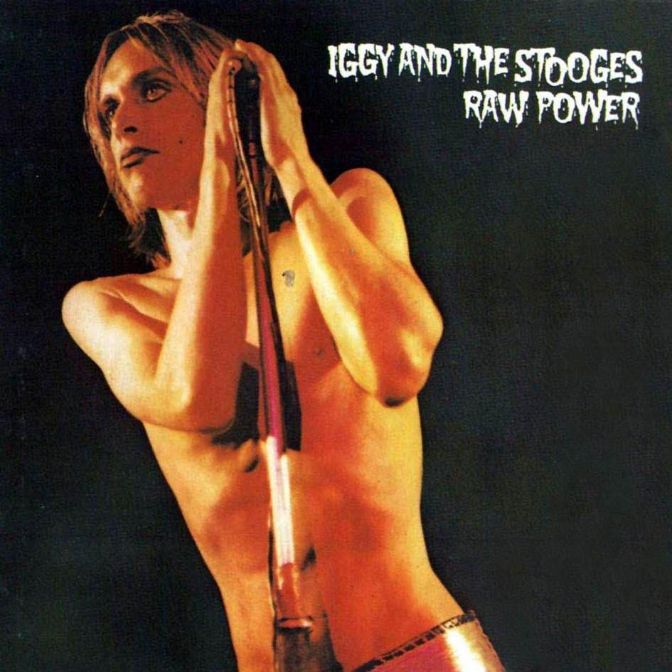 88985375171 Columbia  Iggy & The Stooges Raw Power (2LP)