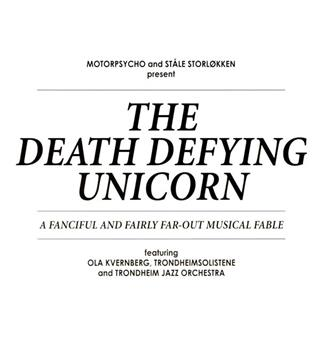 Motorpsycho and Ståle Storløkken The Death Defying Unicorn (2LP)