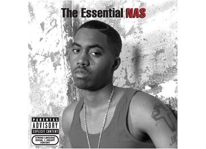88985312421 Legacy Recordings  Nas The Essential (2LP)
