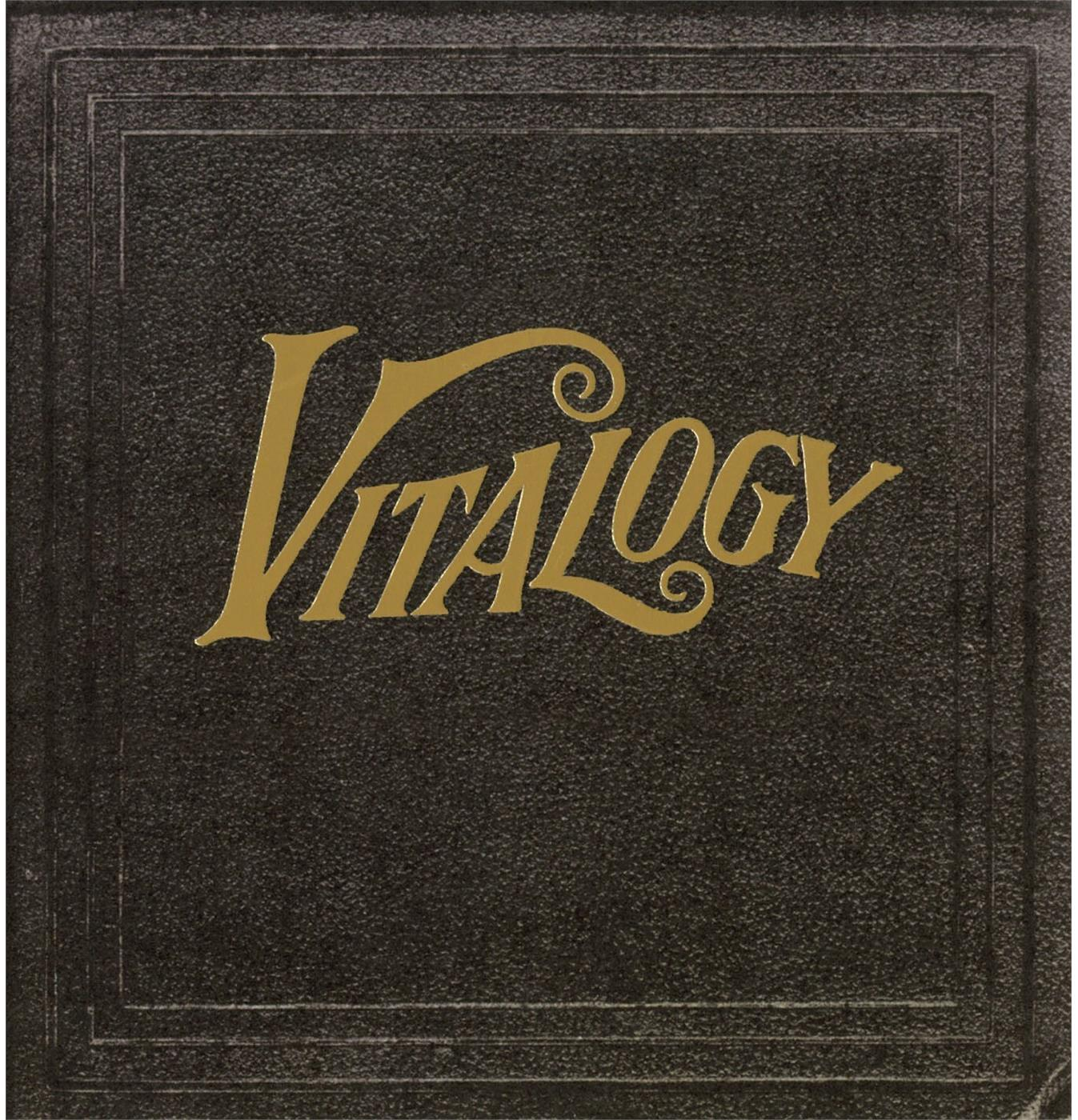 88697843131 Legacy Recordings  Pearl Jam Vitalogy (LP)