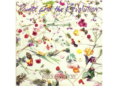 0075992022804 Warner  Prince and the Revolution When Doves Cry (12'')