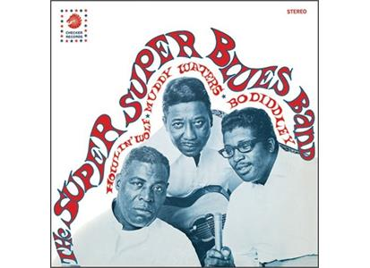JPR033 Jackpot  Super Super Blues Band Howlin Wolf Muddy Waters Bo Diddley (LP)
