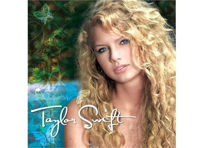 BMRTS0150LP Big Machine 3002115 Taylor Swift Taylor Swift (2LP)