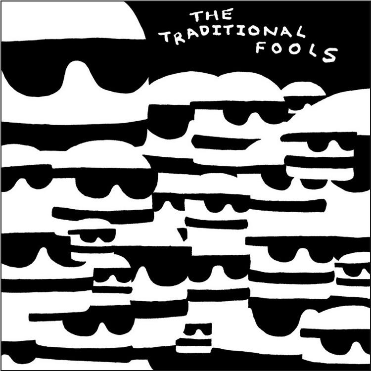 ITR284 In The Red  Traditional Fools (Ty SegalI) Fools Gold (LP)