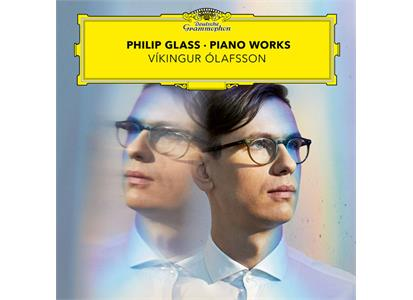 4797258 Deutsche Grammophon  Vikingur Ólafsson Philip Glass: Piano Works (2LP)