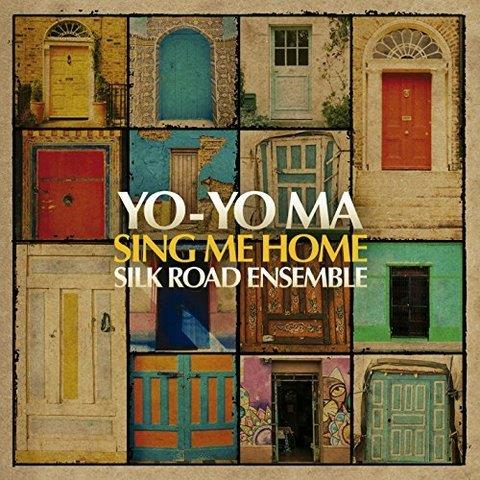 88875181011 Sony  Yo-Yo Ma & The Silk Road Ensemble Sing Me Home (2LP)