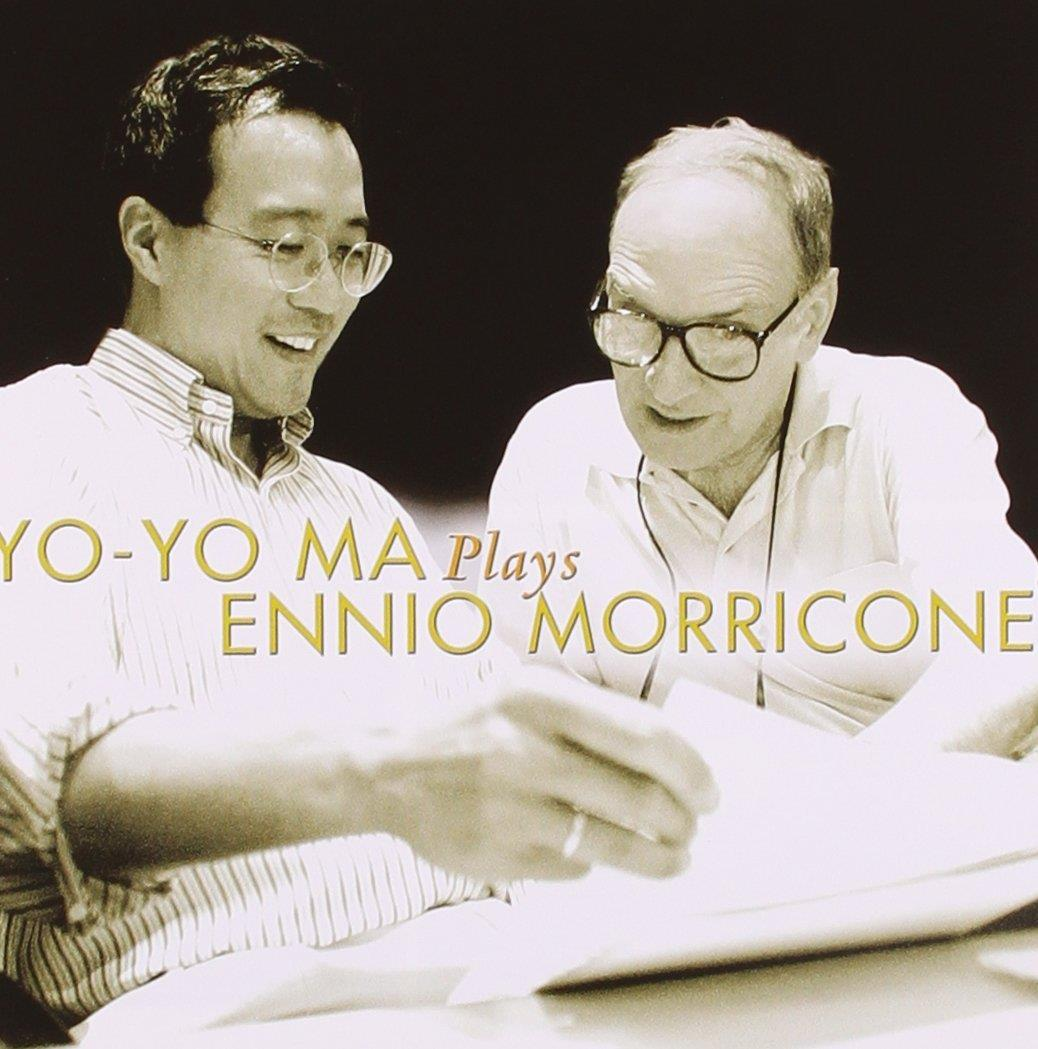 MOVATM075 Music on Vinyl  Yo-Yo Ma Plays Ennio Morricone (2LP)