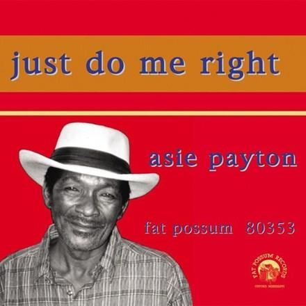 FP803531 Fat Possum  Asie Payton Just Do Me Right (LP)