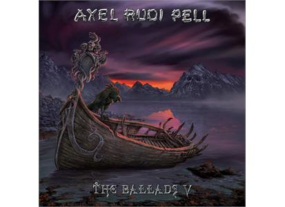 279451 Steamhammer  Axel Rudi Pell The Ballads V (2LP+CD)
