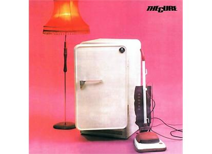 4787532 Universal  Cure Three Imaginary Boys (LP)