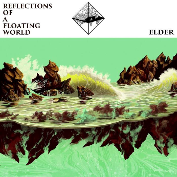 PSYCHOB091LP Stickman Records  Elder Reflections of a Floating (2LP)
