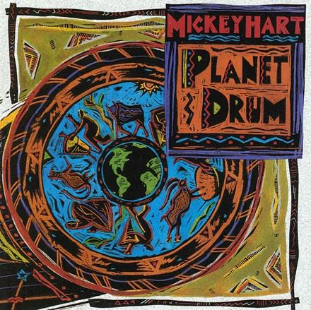5714734 Universal  Mickey Hart Planet Drum (25 Ann.) (2LP)
