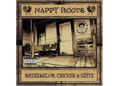 ATL83524A Atlantic  Nappy Roots Watermelon, Chick & Grits (2LP)
