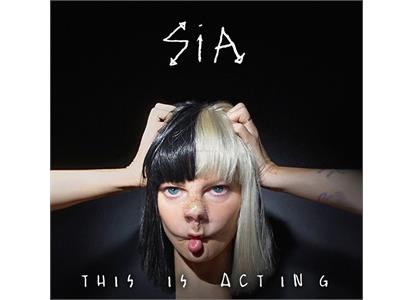 88875180551 Sony  Sia This Is Acting (LP)