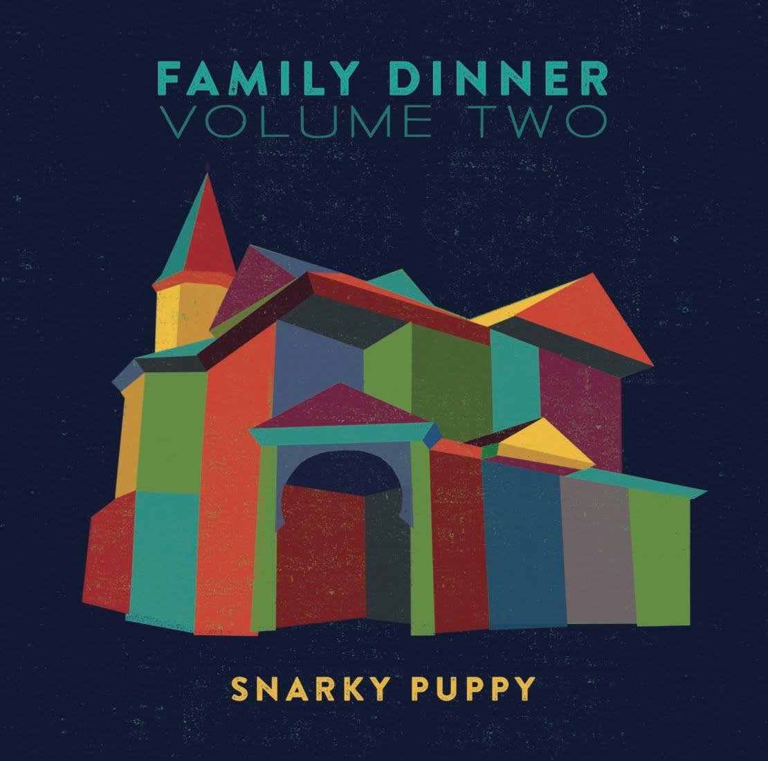 4775105 Universal  Snarky Puppy Family Dinner Volume Two (2LP+DVD)