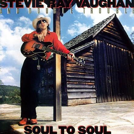 AAPB09845 Analogue Productions  Stevie Ray Vaughan Soul To Soul (2LP)