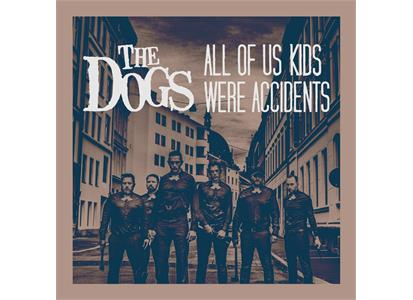 "DM13LPS2 Drabant Music  The Dogs All Of Us Kids Were Accidents  (7"")"