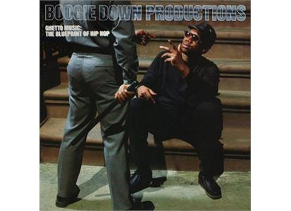 GDWN5130 Get On Down  Boogie Down Productions Ghetto Music: Blueprint Of Hip Hop (LP)