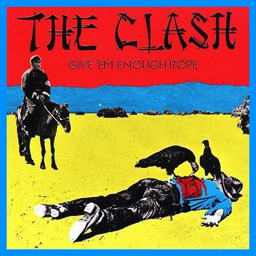 Clash Give Em Enough Rope Lp Bigdipper