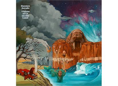 SC335LP Secretly Canadian  Damien Jurado Visions of Us on the Land (2LP)