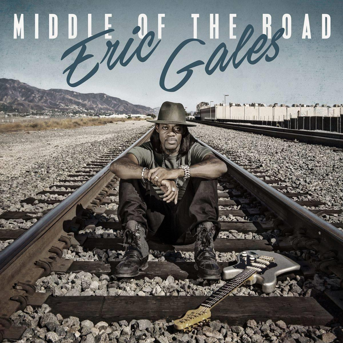 0819873014263 ADA  Eric Gales Middle of the Road (LP)