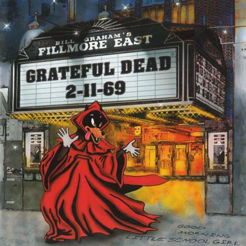 FRIM78938 Friday Music  Grateful Dead Fillmore East 2-11-69 (3LP)