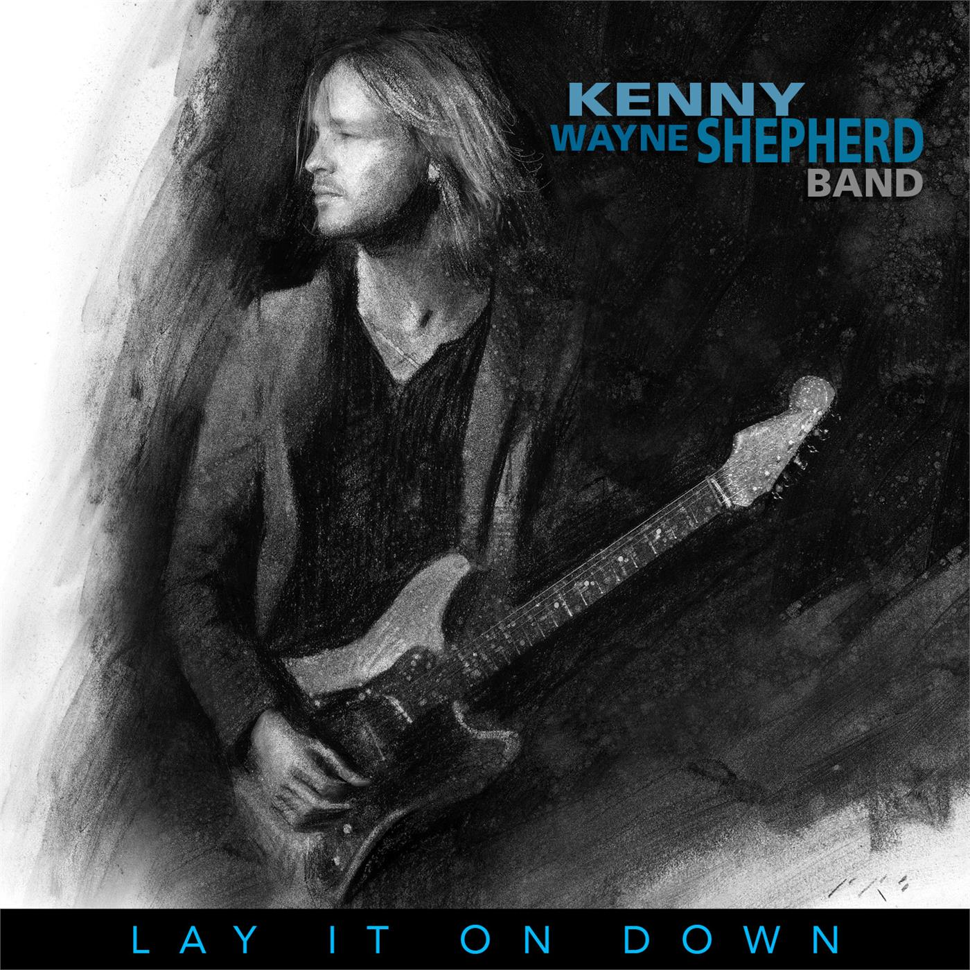 0819873015017 Mascot/Provogue  Kenny Wayne Shepherd Lay It On Down (LP)