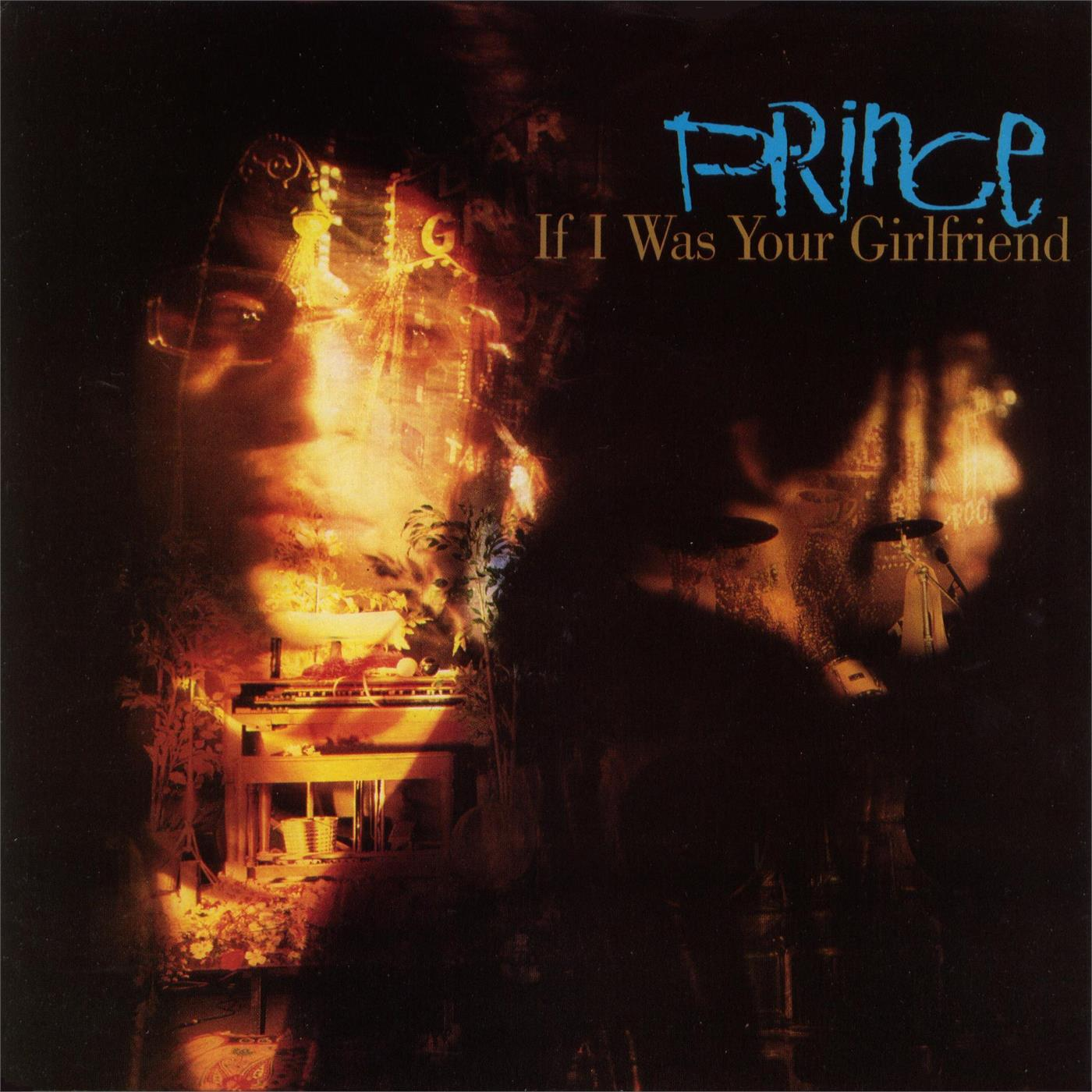 0075992069700 Warner  Prince If I Was Your Girlfriend (12'')