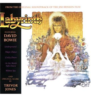 David Bowie & Trevor Jones / Soundtrack Labyrinth (LP)