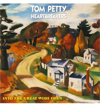 Tom Petty Into the Great Wide Open (LP)