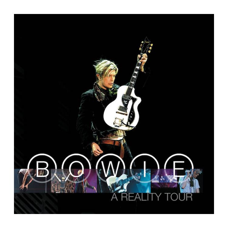 713529 Friday Music  David Bowie Reality Tour (3LP)