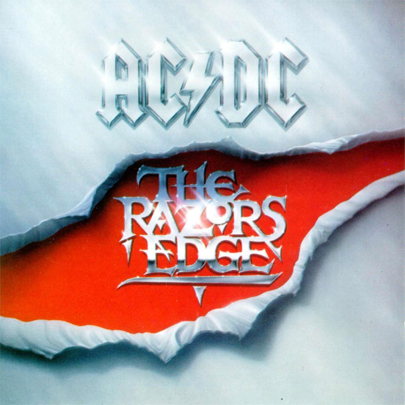 SME 5107711 Sony  AC/DC The Razor's Edge (LP)