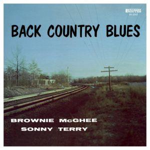 SR2507LP Southern Routes  Brownie McGhee Feat. Sonny Terry Back Country Blues (LP)