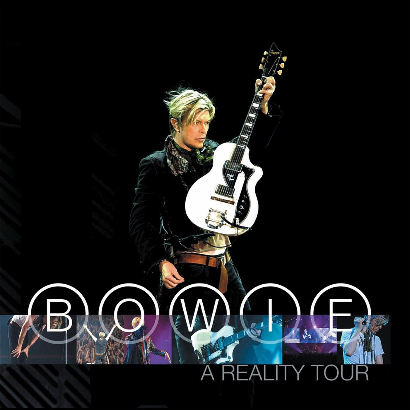 88985348411 Sony  David Bowie Reality Tour (3LP)