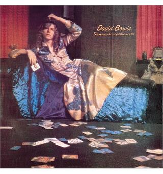 David Bowie The Man Who Sold the World (LP)