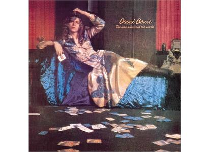 2564628738 Parlophone  David Bowie The Man Who Sold the World (LP)